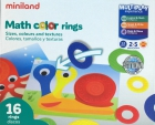Colores, tama�os y texturas (Math Color Rings)