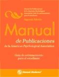 Manual de publicaciones de la American Psychological Associaton. Gu�a de entrenamiento para el estudiante.