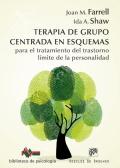 Terapia de grupo centrada en esquemas para el tratamiento del trastorno l�mite de la personalidad.