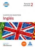 Ingl�s. Temario. Volumen 2. Cuerpo de maestros.