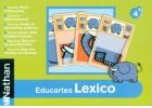 Educartas. Juego de las familias palabras ( Lexico )