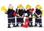 Bomberos y accesorios (Firefighters & accessories)