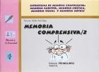 Memoria comprensiva � 2. Estrategias de memoria comprensiva: memoria auditiva, memoria eid�tica, memoria visual y memoria motriz.