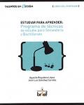 Estudiar para aprender: Programa de t�cnicas de estudio para Secundaria y Bachillerato. Libro del profesor.