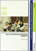 PIECE V. Programa de inteligencia emocional para la convivencia escolar V.