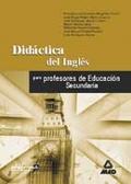 Did�ctica del Ingl�s para profesores de Educaci�n Secundaria.