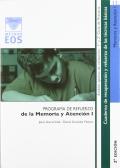 Memoria y Atenci�n I. Programa de refuerzo.
