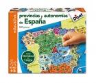 Provincias y autonom�as de Espa�a