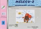 MELECU-2. Comprensión lectora.