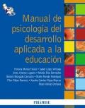 Manual de psicolog�a del desarrollo aplicada a la educaci�n.