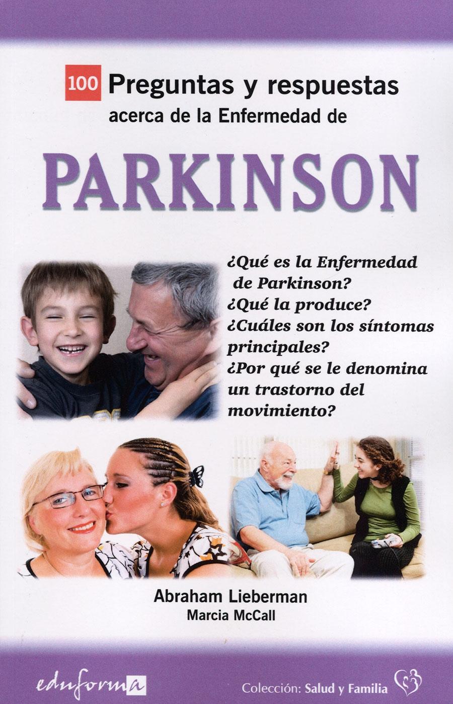 100 preguntas y respuestas acerca de la enfermedad de parkinson abrah