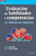 Evaluaci�n de habilidades y competencias en educaci�n superior