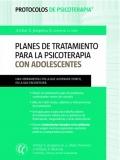 Planes de tratamiento para la psicoterapia con adolescentes.