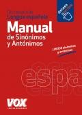 Diccionario manual de Sin�nimos y Ant�nimos de la Lengua Espa�ola
