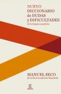 Nuevo diccionario de dudas y dificultades de la lengua espa�ola.