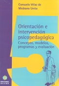 Orientacin e intervencin psicopedaggica. Concepto, modelos, programas y evaluacin.