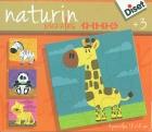 Naturin selva. 4 puzzles