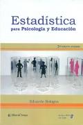 Estad�stica para Psicolog�a y Educaci�n (Con DVD)