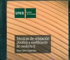 T�cnicas de relajaci�n (An�lisis y modificaci�n de conducta I) CD