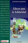 Educar para la solidaridad.