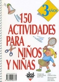 150 actividades para nios y nias de 3 aos.