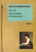 T.A.L.E., test de an�lisis de lectoescritura.