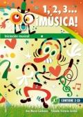 1,2,3... ¡música!. Iniciación musical