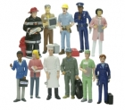 Figuras de oficios (11 piezas)