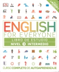 English for everyone (Ed. en español) Nivel intermedio - Libro de estudio