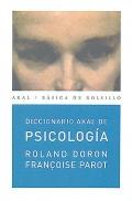 Diccionario Akal de Psicolog�a