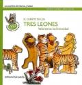 El cuento de los tres leones. Valoramos la diversidad. Los cuentos de Marcos y María.