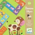 Domino granja (28 piezas)