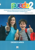 Puedo 2. Programa de orientaci�n educativa para alumnos de altas capacidades o superdotados. Desde 9 a�os