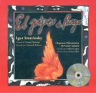 El p�jaro de fuego. Cuento musical (Libro y CD)
