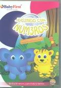 Jugando con números. Contando animales salvajes. ( Baby First )