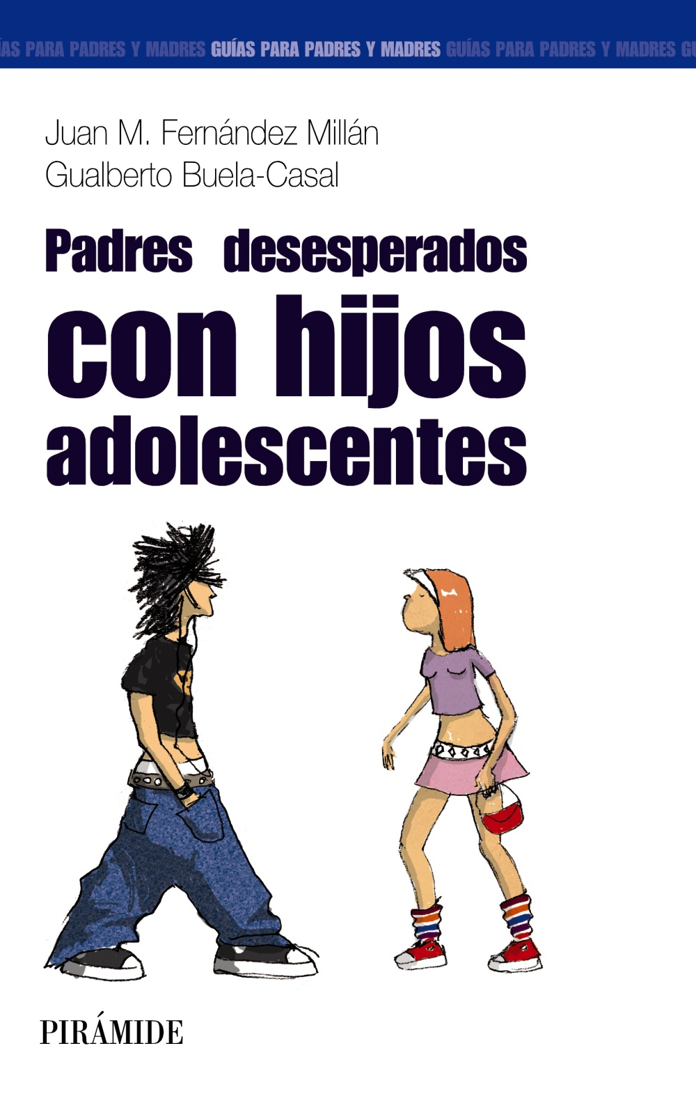 Adolescentes desesperados agachados