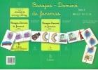 Baraja - Domin� de fonemas. Serie 2.