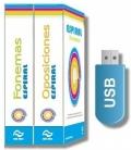 Pack USB Fon�tica (Espiral Fonemas + Espiral Oposiciones)