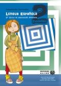 Lengua espa�ola. Adaptaci�n curricular. Cuaderno 2. Tercer ciclo de primaria.