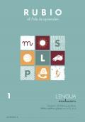 Lengua Evoluci�n . Iniciaci�n a la lectura y escritura ( Paquete del 1 al 6)