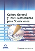 Cultura General y Test Psicotécnicos para Oposiciones.