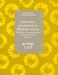 Tratamiento y prevenci�n de las dificultades lectoras.Actividades y juegos integrados de lectura (AJIL). Cuaderno 1