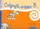 Caligraf�a art�stica 3 a�os