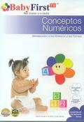 Conceptos num�ricos. Introducci�n a los n�meros y las formas. Baby First ( DVD ).