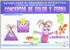 Libromóvil 2. Estimulando el desarrollo intelectual. Conceptos de color y forma.