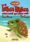 La tortuga taratuga es tan t�mida que parece muda.Timidez o fobia social