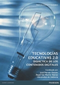 Tecnolog�as educativas 2.0. Did�ctica de los contenidos digitales