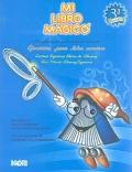 Mi libro mágico. Ejercicios para la letra cursiva (azul)