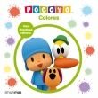 Pocoy�. Colores. Libro con relieve