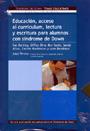 Educaci�n, acceso al curriculum, lectura y escritura para alumnos con S�ndrome de Down. Volumen III